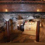 Eliášova jeskyně na hoře Karmel v Haifě