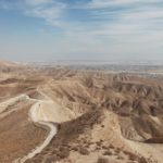 Cesta pouští do Jericha