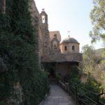 Místo v horách, kde měl v dospělosti pobývat Jan Křtitel