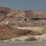 V poušti nad Mrtvým mořem