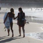 Život na pláži v Jaffa