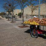 Život v ulicích Jeruzaléma