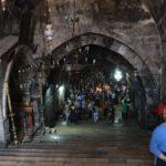 Bazilika pravoslavných, odkud měla být P. Marie vzata do nebe