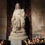 V kostele sv. Anny v Jeruzalémě