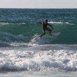 Surfeři v Tel Avivu