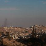 Průvodkyní nám bylo řečeno, že kde jde hodně kouře, tak tam bývá arabská čtvrť, protože něco stále pálí...