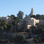 Jerusalém - hora Sion