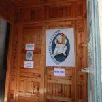 Vedle rakouského hospice byl kostelík s bránou Božího milosrdenství...