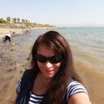 Opět ve vodách Galilejského jezera...