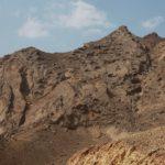 Z letiště Ovda to bylo do Eilatu nějakých šedesát kilometrů pouští...