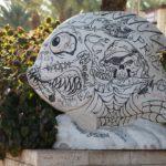 První seznámení s městem Eilat, který má tak malou historii...