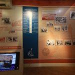 Součástí bezplatné služby průvodkyně městem byla i návštěva muzea připomínající krátkou historii města Eilat.