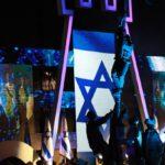 Noční olava výročí vzniku města Eilat