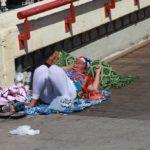 I v Eilatu jsou bezdomovci.