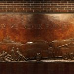 Vzpomínka na hasiče, kteří zahynuli při zachraňování druhých...