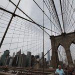 Brooklyn Bridge v květnu roku 2018