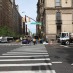 Tento přechod od Central Parku vede k domu, kde zemřel John Lenon