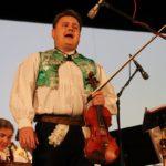 Cimbálová muzika Danaj slavila ve Strážnici třicáté narozeniny