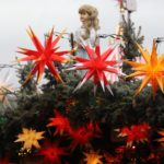 Drážďanský Stritzelmark se pyšní ojedinělou výzdobou