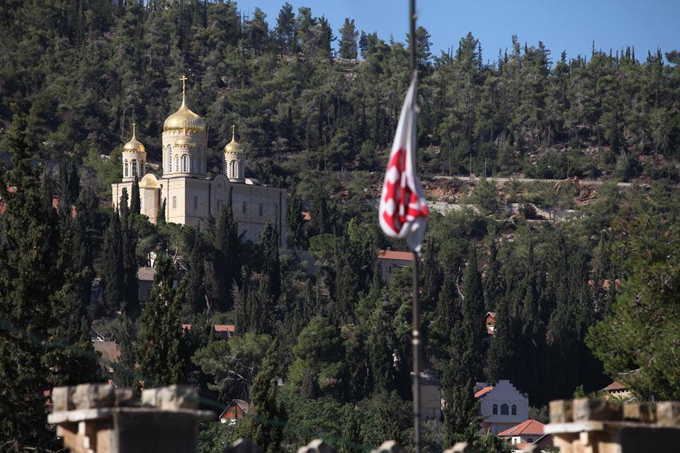 Pravoslavný monastýr, kde údajně žije nejvíce řeholnic v Izraeli - šedesát...