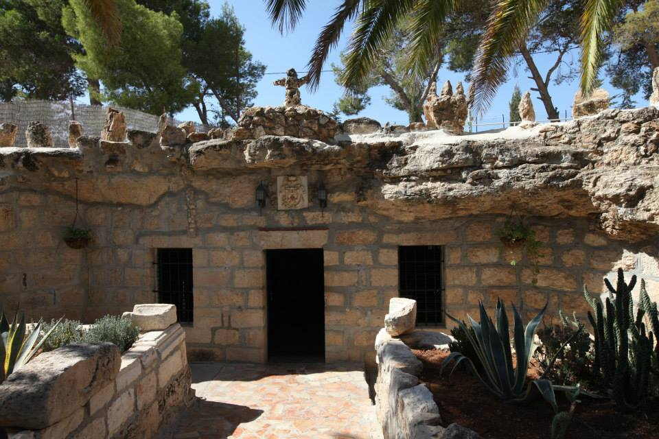 Jeskyně na poli pastýřů