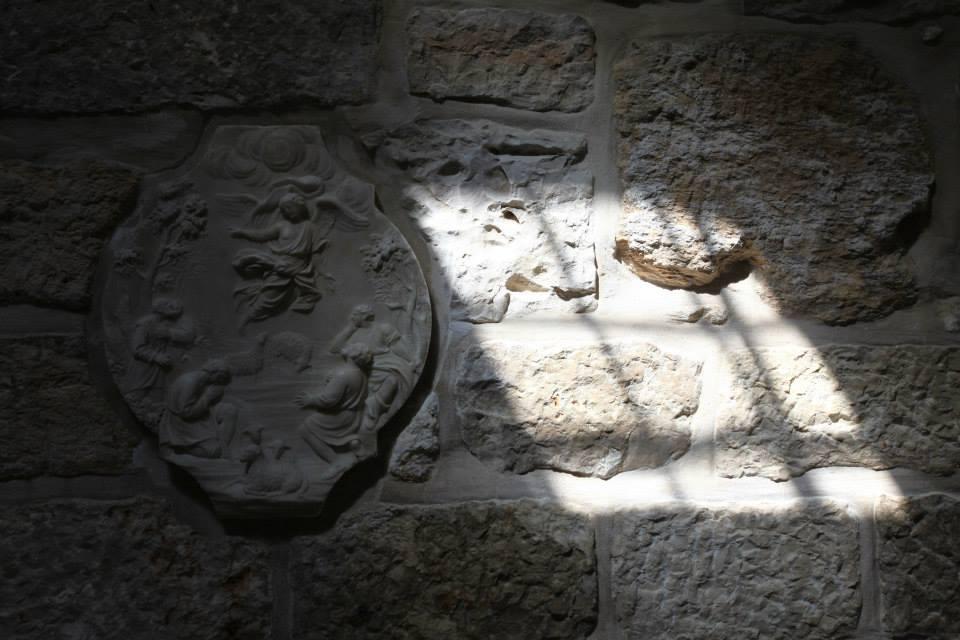 Mléčná jeskyně v Bethlehemu