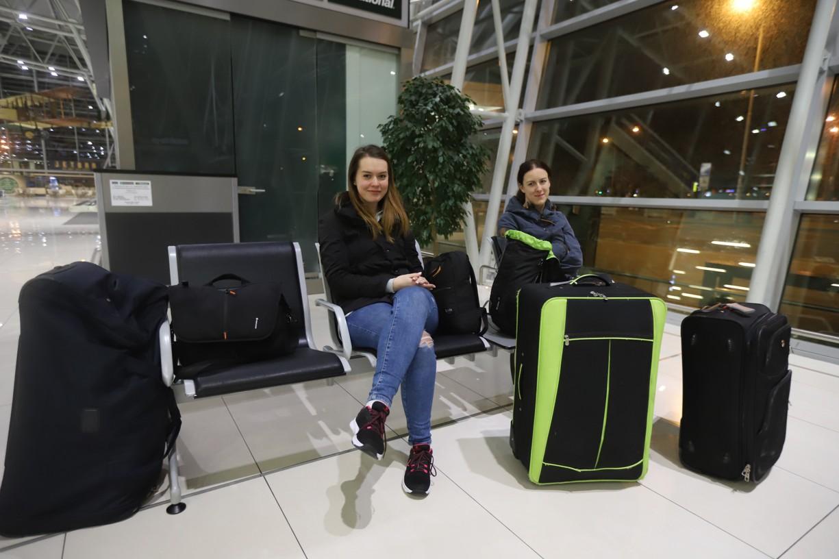 Vyrážíme z bratislavského letiště