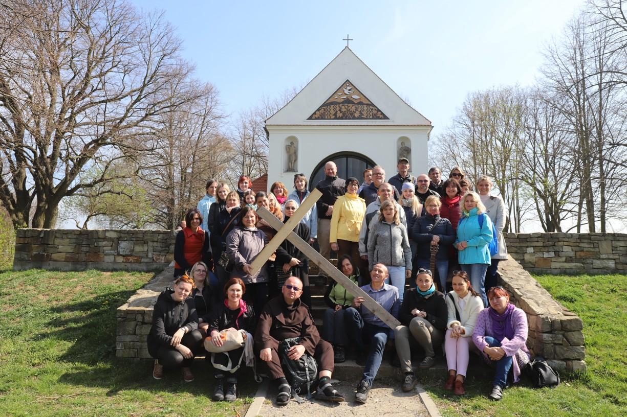 Společný snímek účastníků