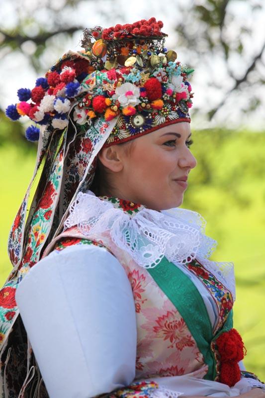 Krása krojů z Kunovic