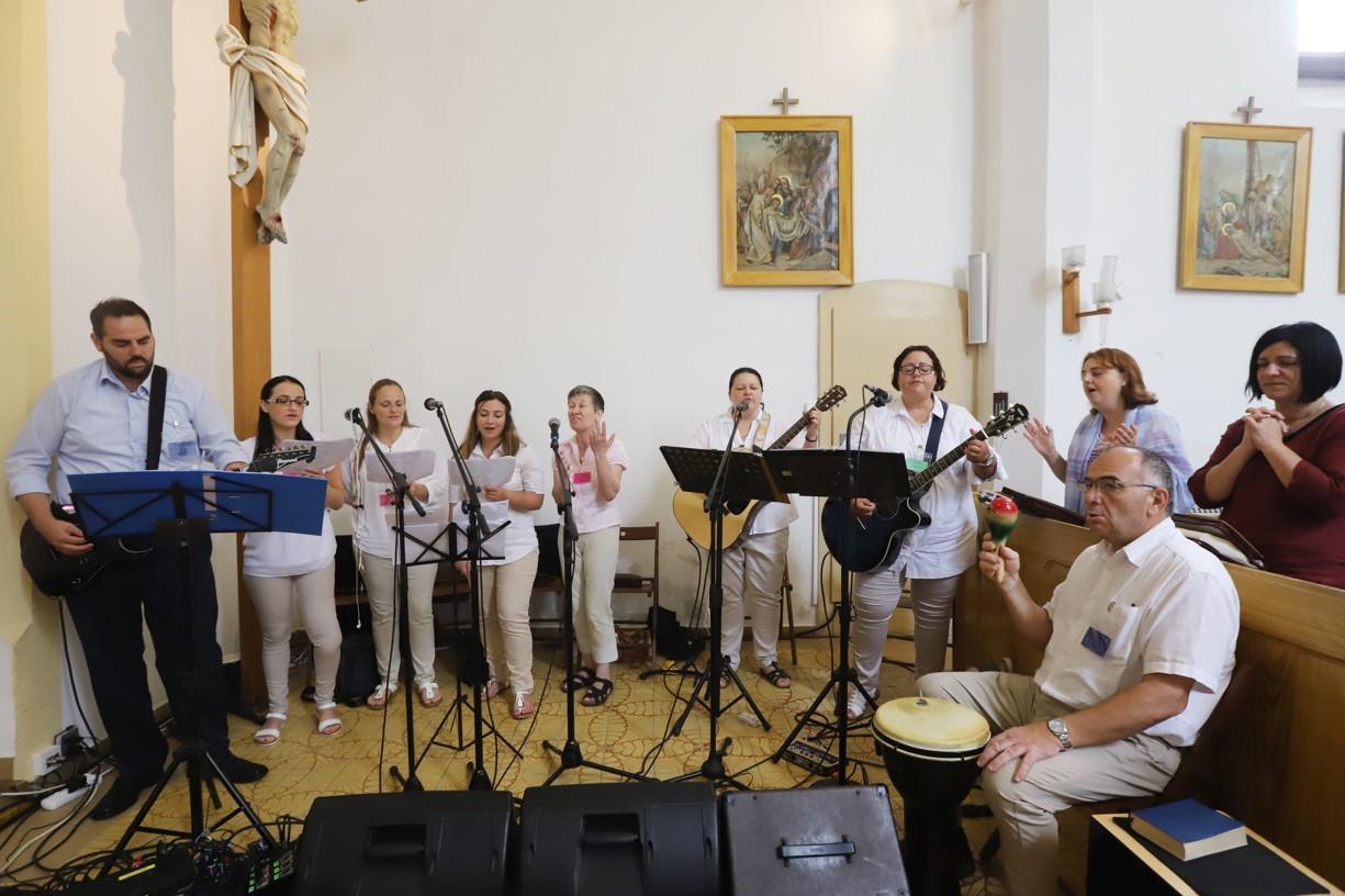 Hudební skupina z Malty