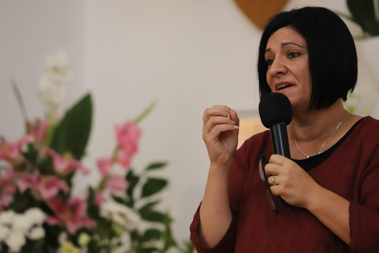 Přednášející Josette Bonello