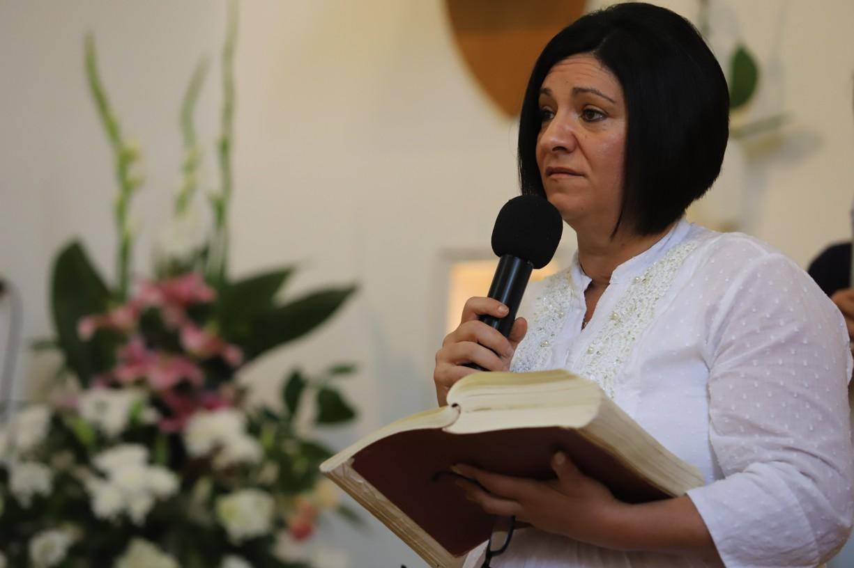 Josette Bonello opakovaně apelovala na nutnost číst každý den Boží slovo