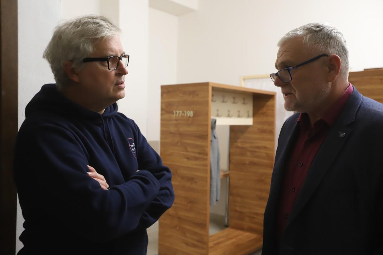 Tomki Němec v rozhovoru s dlouholetým regionálním zpravodajem a youtuberem Antonínem Vrbou.