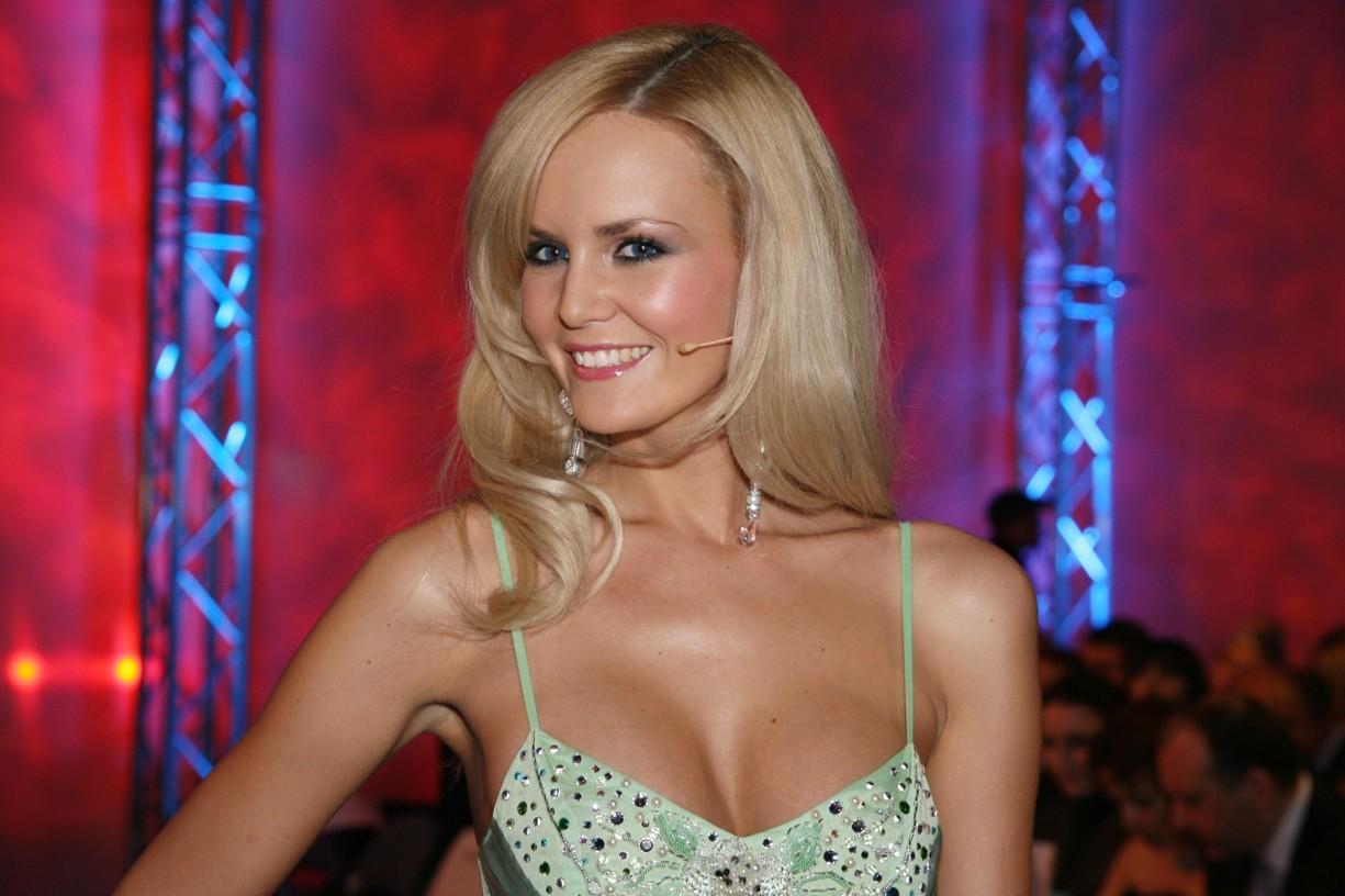 Lucie Hadašová pochází také ze Strážnice a byla zvolena Českou Miss v roce 2007