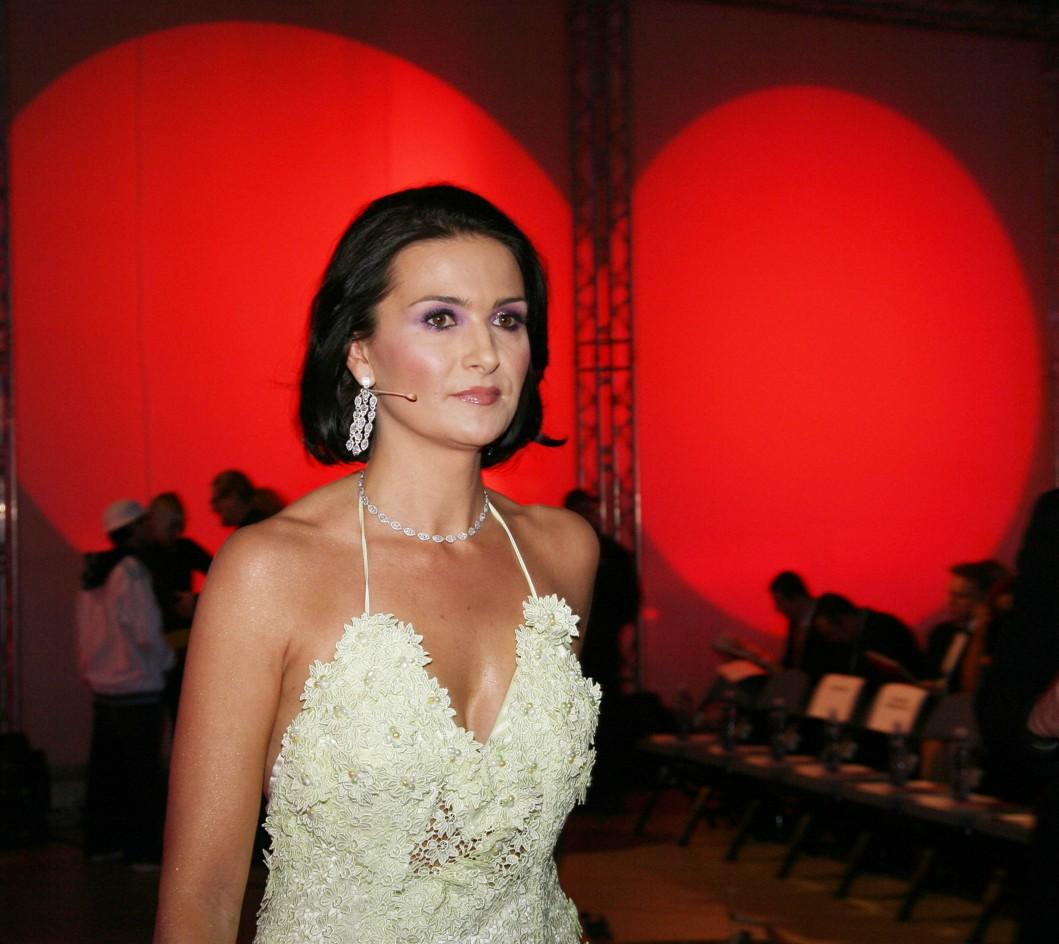 Ředitelka České Miss 2008 Michaela Maláčová.