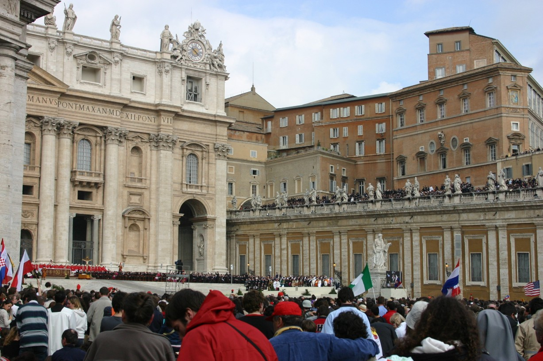 Pohřeb Jana Pavla II.