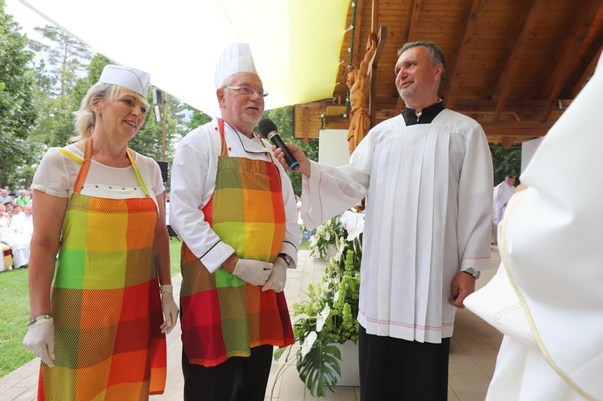 Gratulace novoknězi