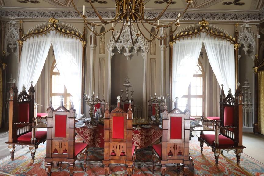 Návštěva hradu Bítov.