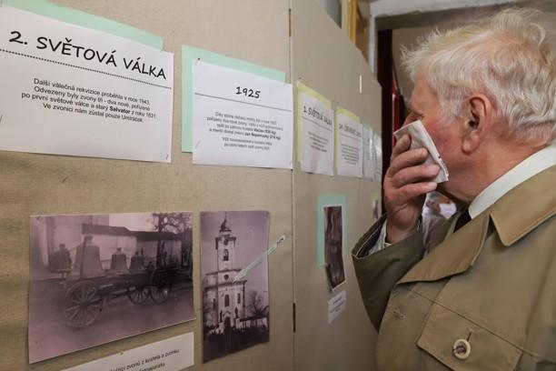 Výstava v kostele připomněla historii zvonů v Novém Veselí.