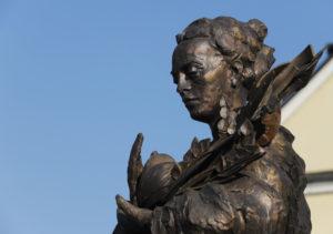 Památník sv. Zdislavy v Křižanově