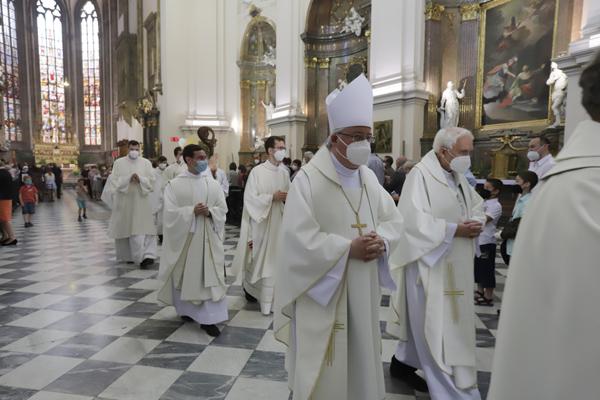 Pomocný biskup Pavel Konzbul