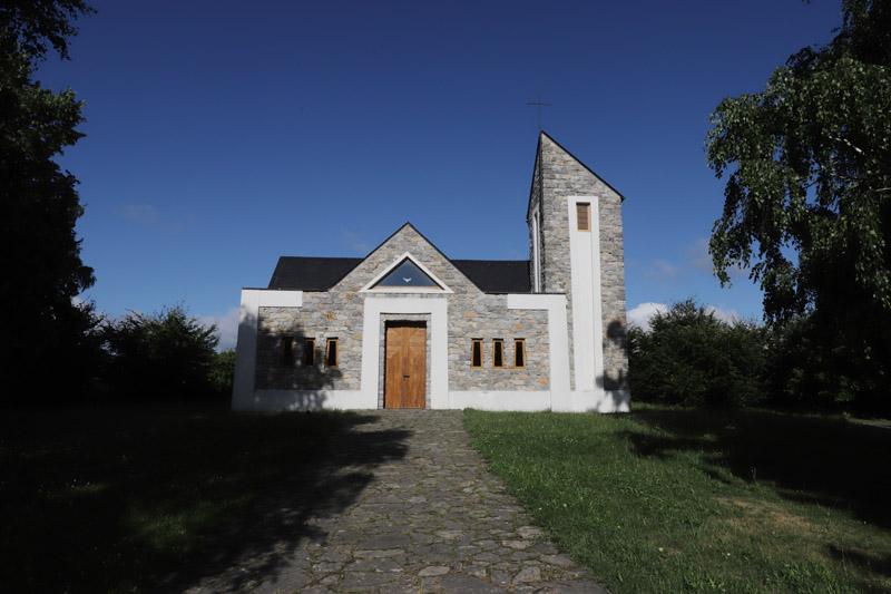 Kaplička v Rudicích