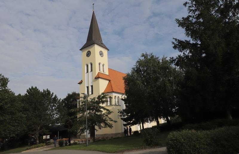 Kostel sv. Jiljí ve Vrbici