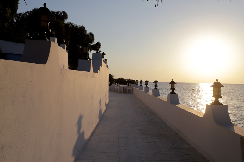 V resortu Merit Cyprus Gardens bylo mnoho krásných zakoutí
