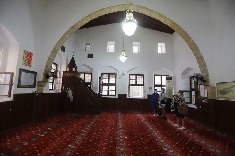Mešita v Kyrenii