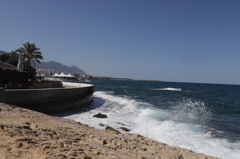 Kyrenia Girne Harbour