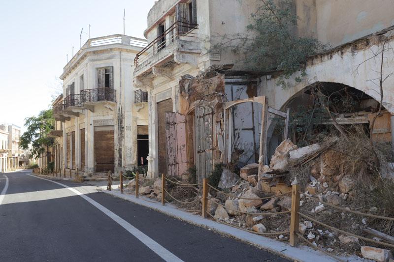 Mrtvé město Varosha